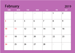 Free Calendar Cliparts & Pictures|Illustoon.