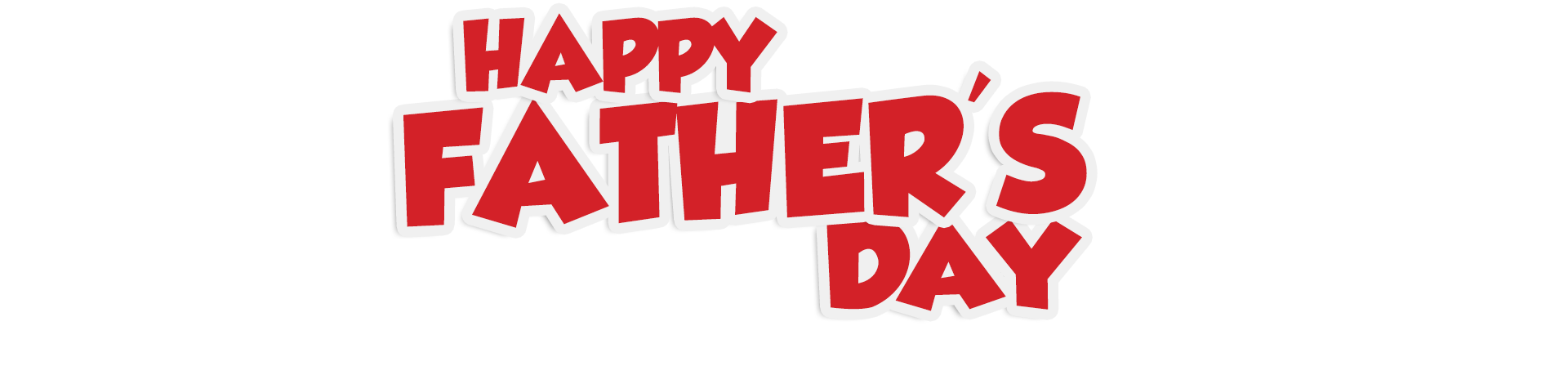 Happy Fathers Day Clipart Free Download with Banners Pics Photos.