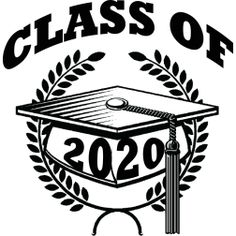 Class Of 2020 Clipart.