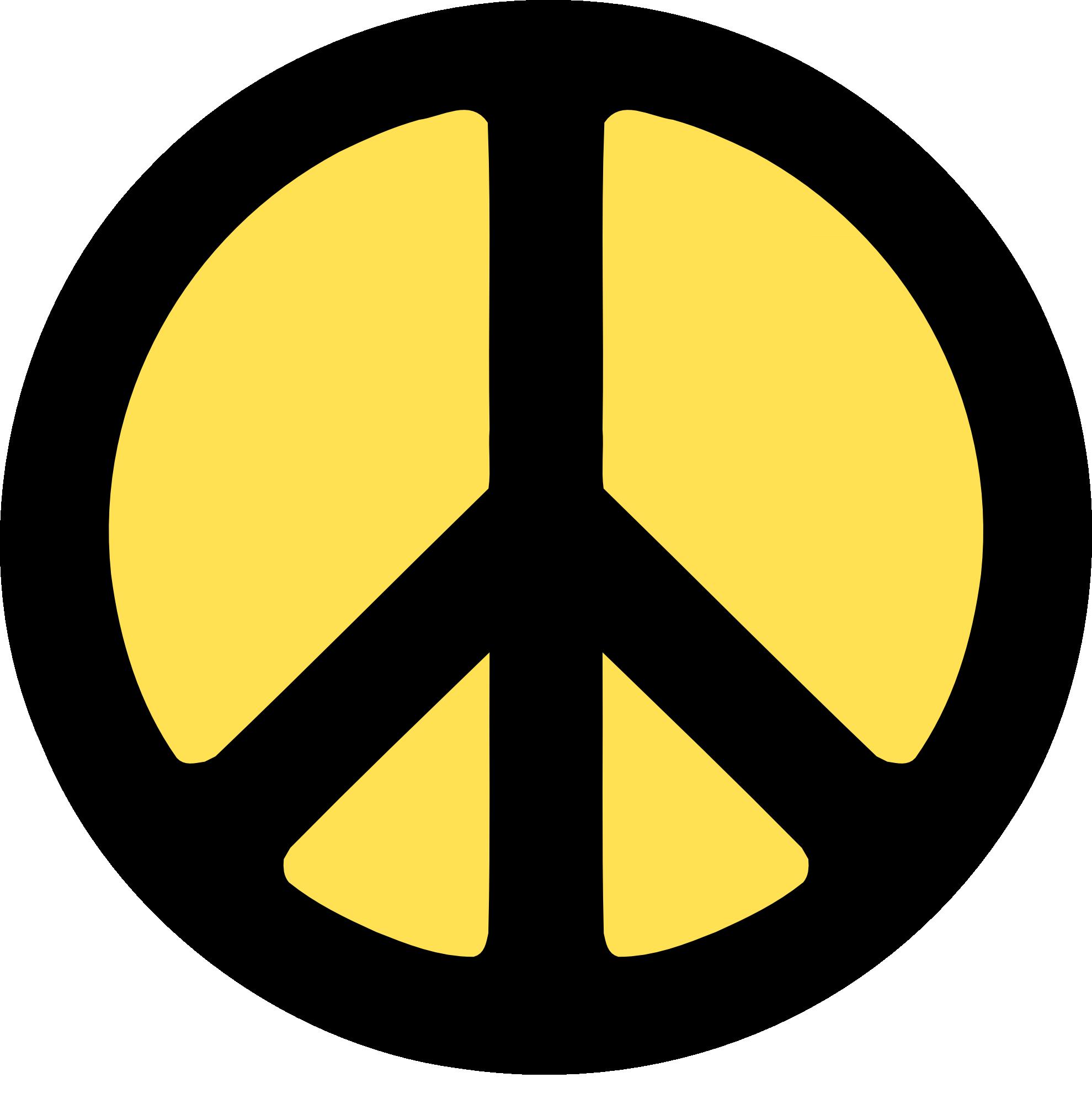 Peace symbols Clip art.