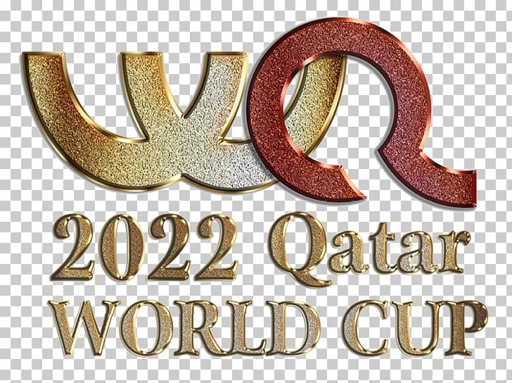 2022 FIFA World Cup Qatar Cup Logo Brand, Cinema Qatar PNG.