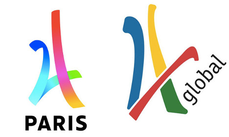 Did Paris pinch its 2024 Olympic Games logo?.