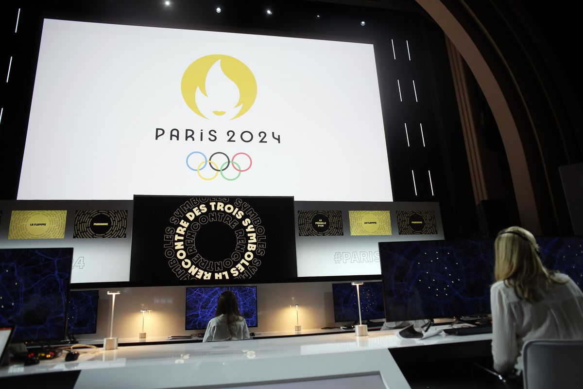 The Paris 2024 Summer Olympics logo has been revealed.
