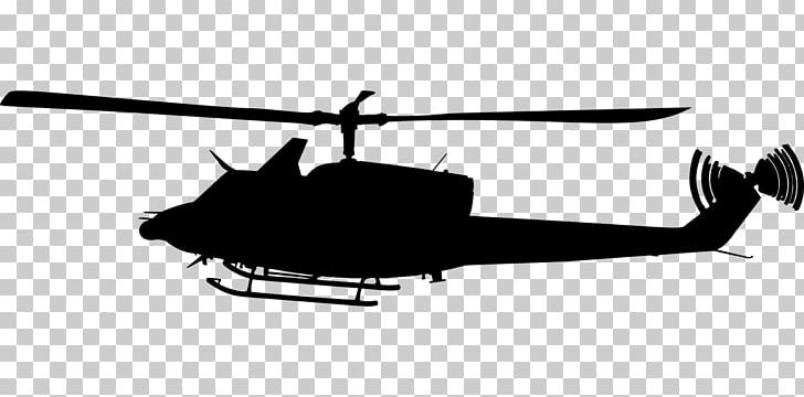 Military Helicopter Bell UH.