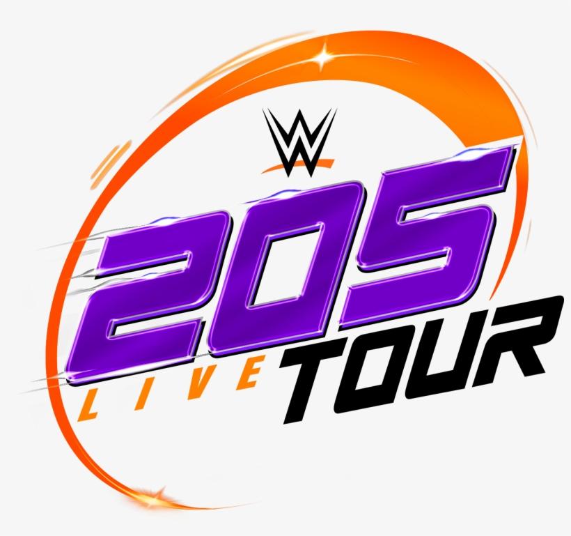 205 Live Tour 1 Logo.
