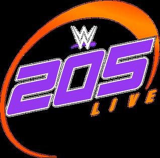205 Live (WWE brand).
