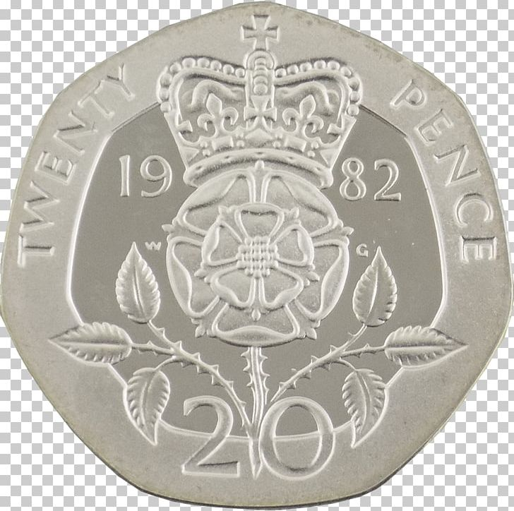 Coin Twenty Pence Silver Piedfort Penny PNG, Clipart, Badge.