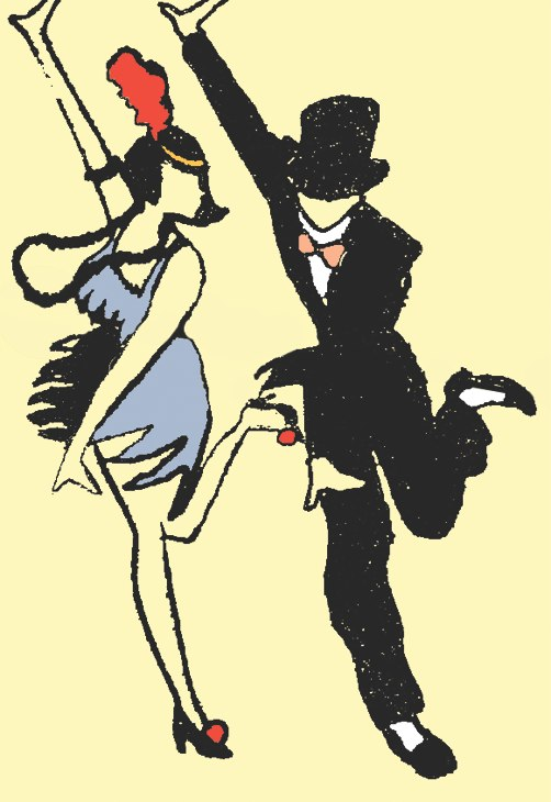 Roaring twenties clipart free.