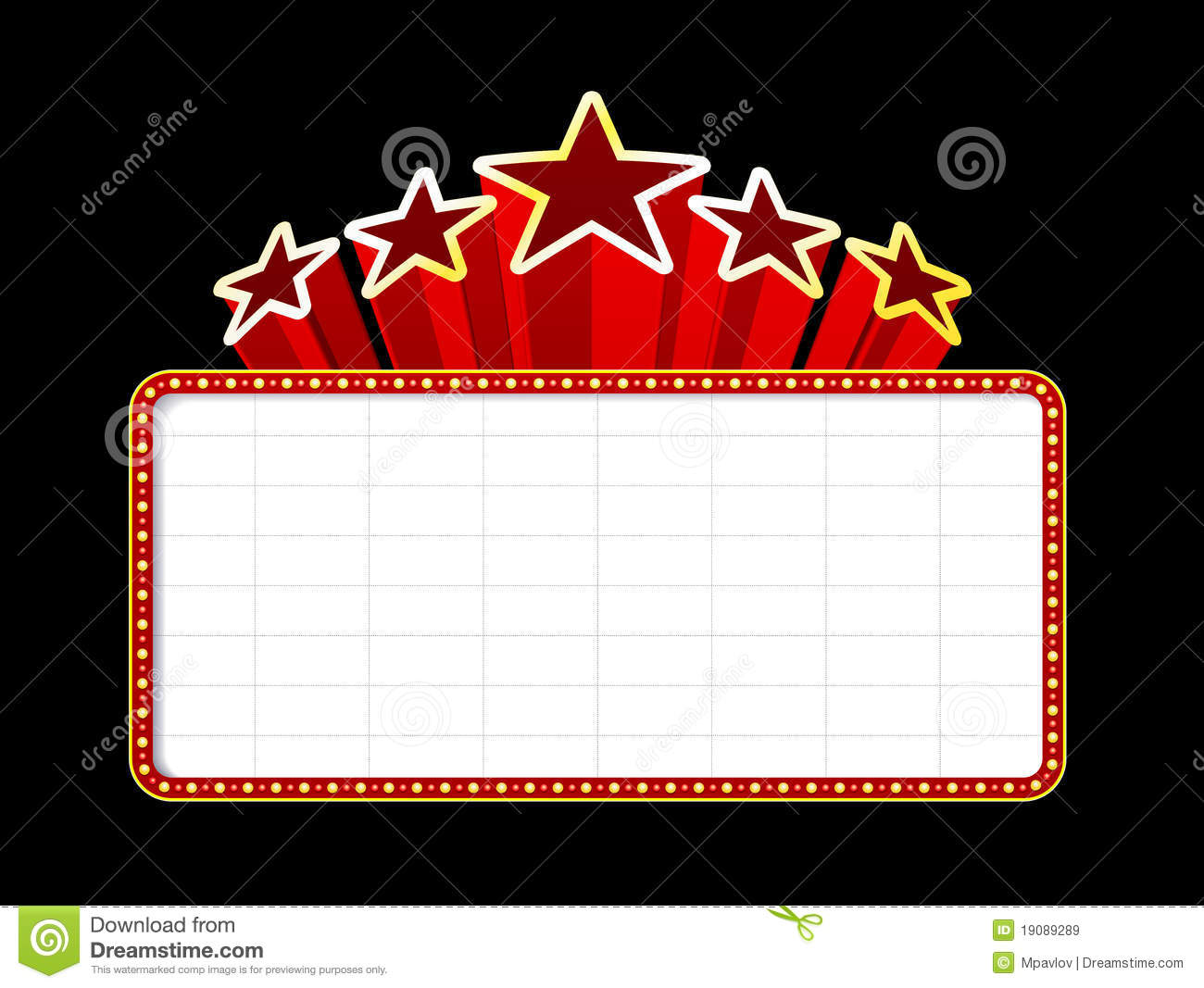 Ticket clipart broadway star, Ticket broadway star.