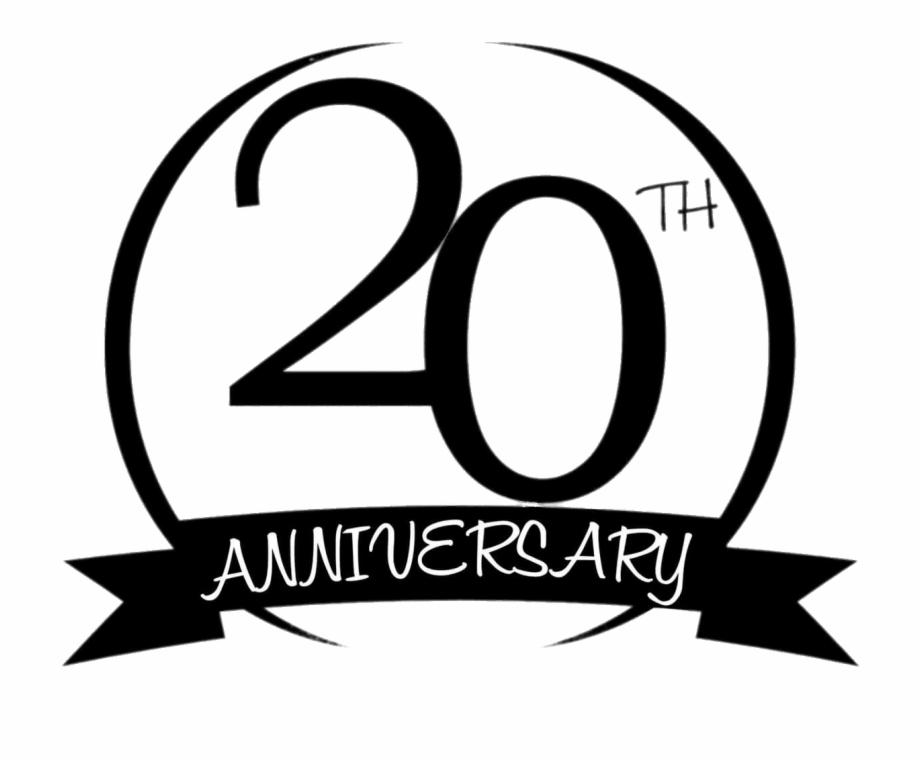 20th Anniversary Circle.