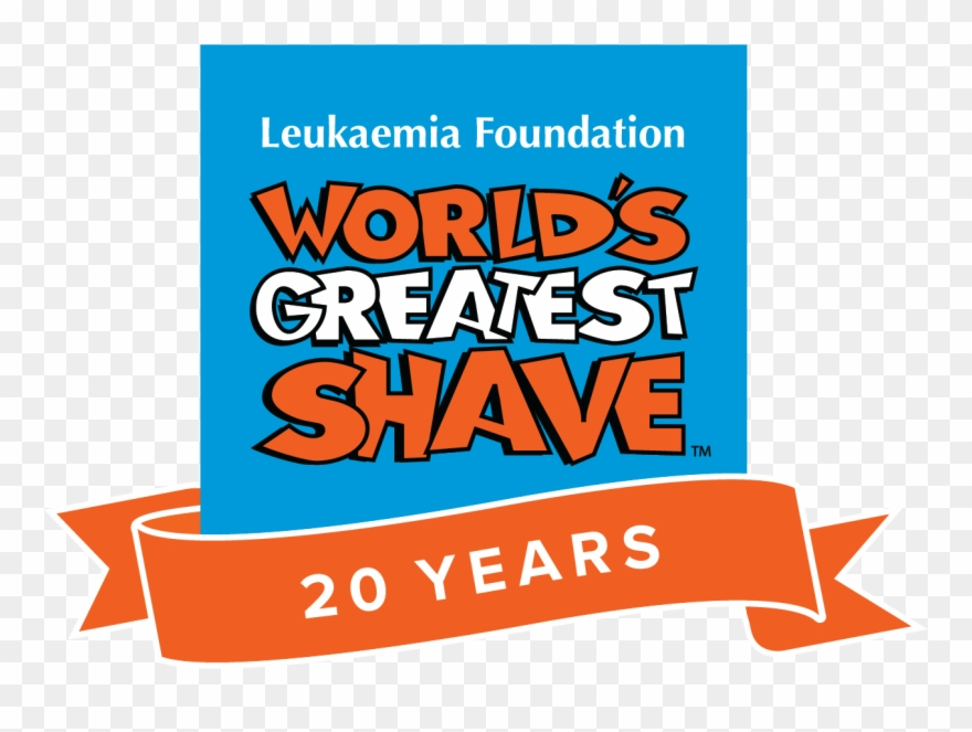 World's Greatest Shave 20th Anniversary.