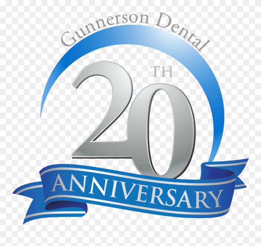 20th Anniversary Celebration Clipart (#2101620).