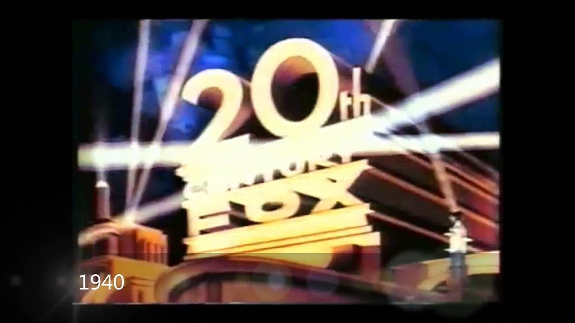 20th Century Fox Logo History 1914.