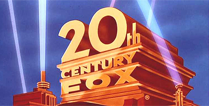 20th Century Fox Logo.