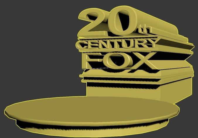 ▷ 20th century fox logo maker online 3d models・cgtrader.