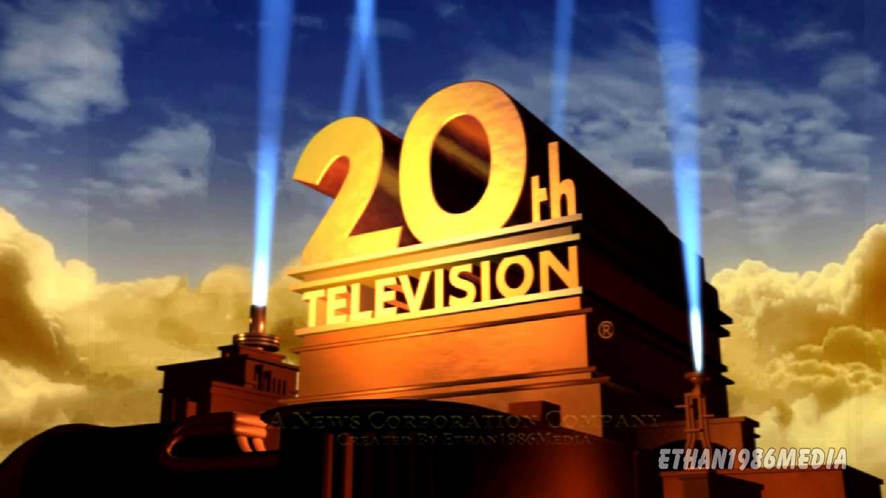 20th Television logo 2008 Blender Remake.