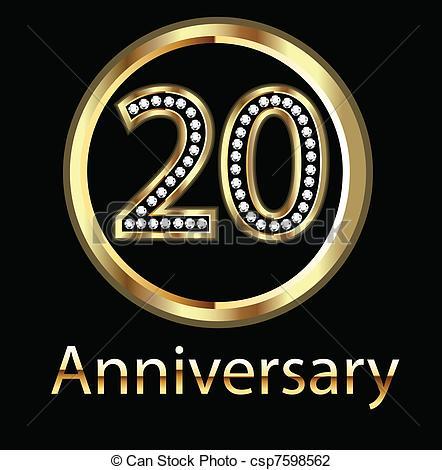 20th anniversary birthday celebrati.