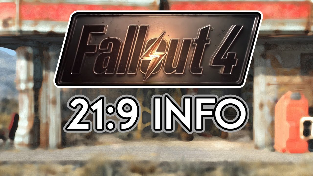 Fallout 4 21:9 Review (2560x1080) (60fps) (Ultrawide).