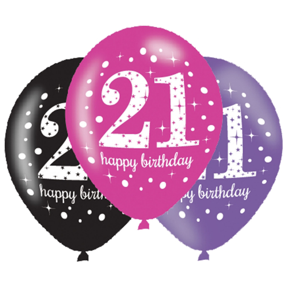 5729 Balloons free clipart.