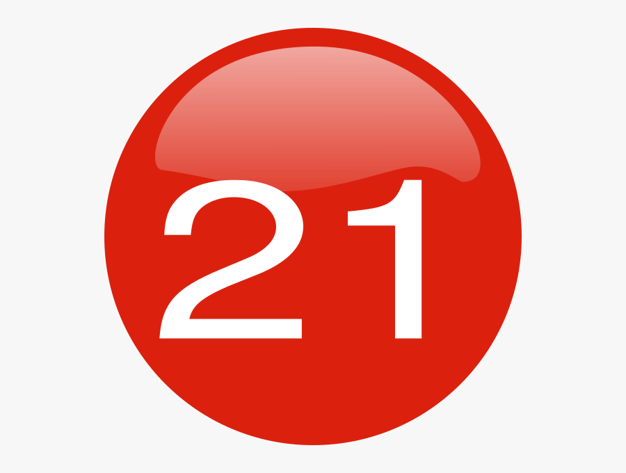 Number 21 Clipart , Free Transparent Clipart.