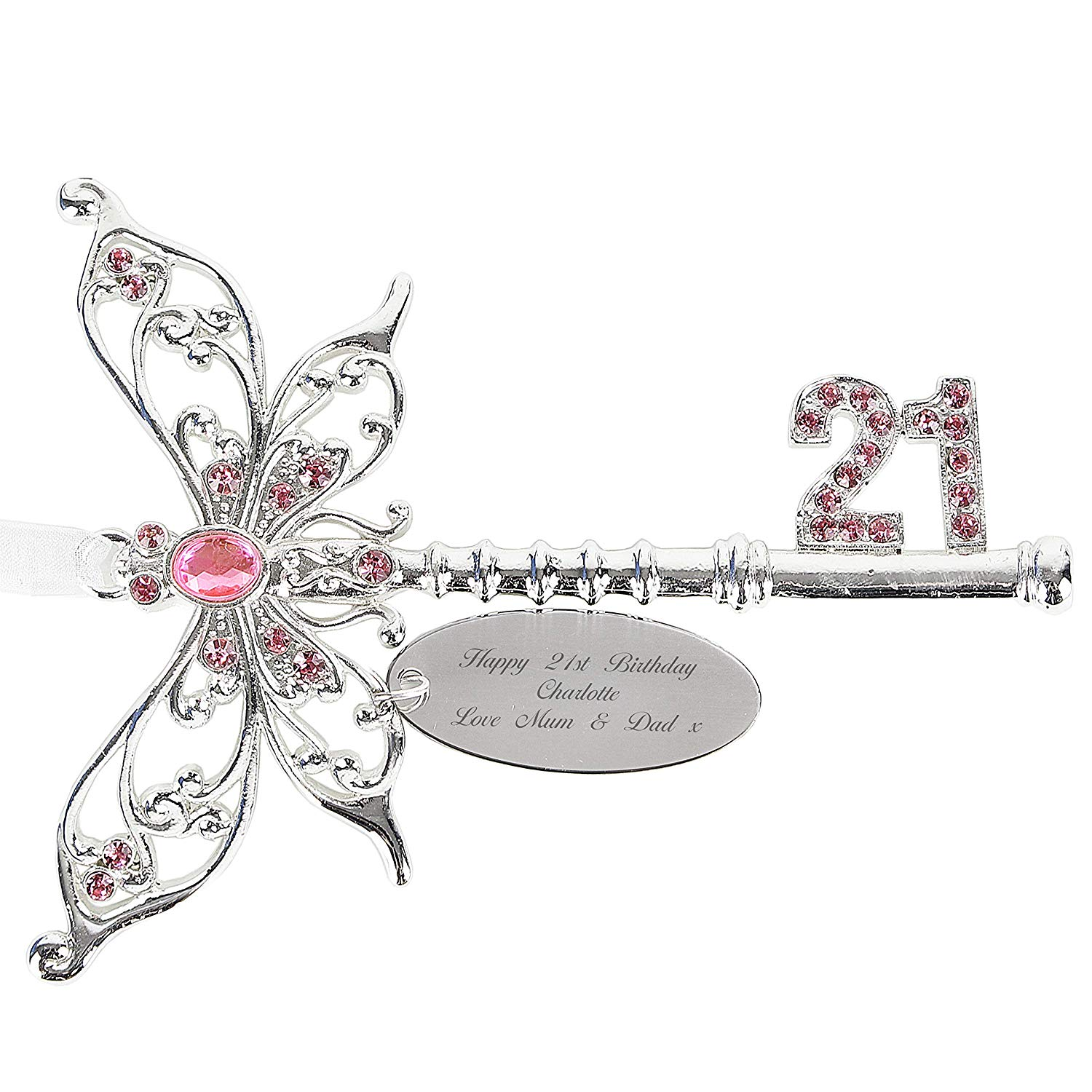 Personalised 21st Birthday Gifts For Her.