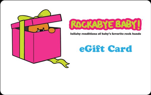 Rockabye Baby Birthday Party Clipart.