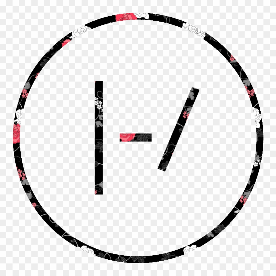 Logo Clipart Twenty One Pilot.