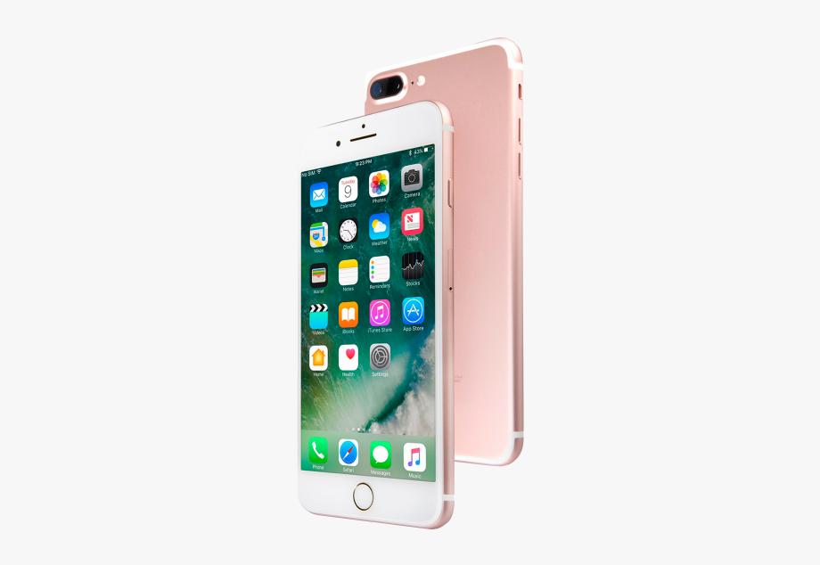 Iphone 7 Plus Clipart Transparent Image Number One.