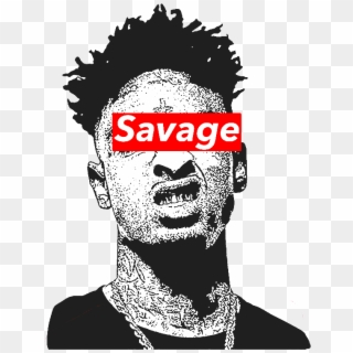 Free 21 Savage Png Transparent Images.