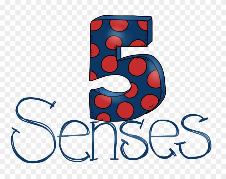 5 Senses Word Clipart (#121527).