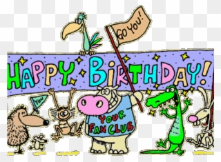 Free PNG Free Animated Happy Birthday Clip Art Download.