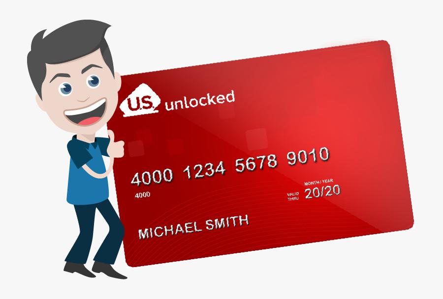 The Us Unlocked Card.