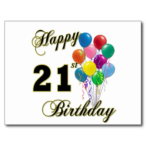 Free Happy 21st Birthday Graphics, Download Free Clip Art, Free Clip.