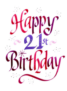 Free Clipart Images St Birthday.