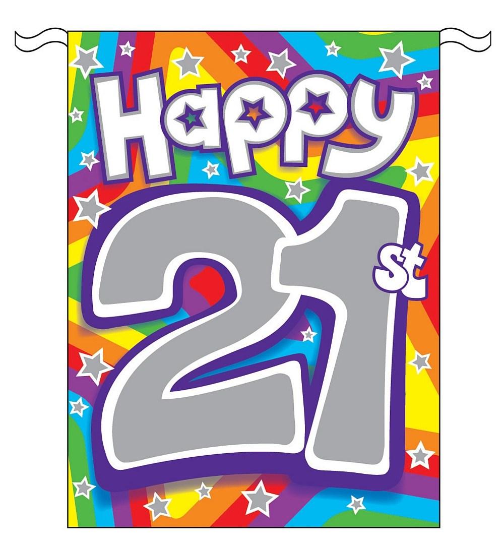 21st birthday clipart 8 » Clipart Portal.