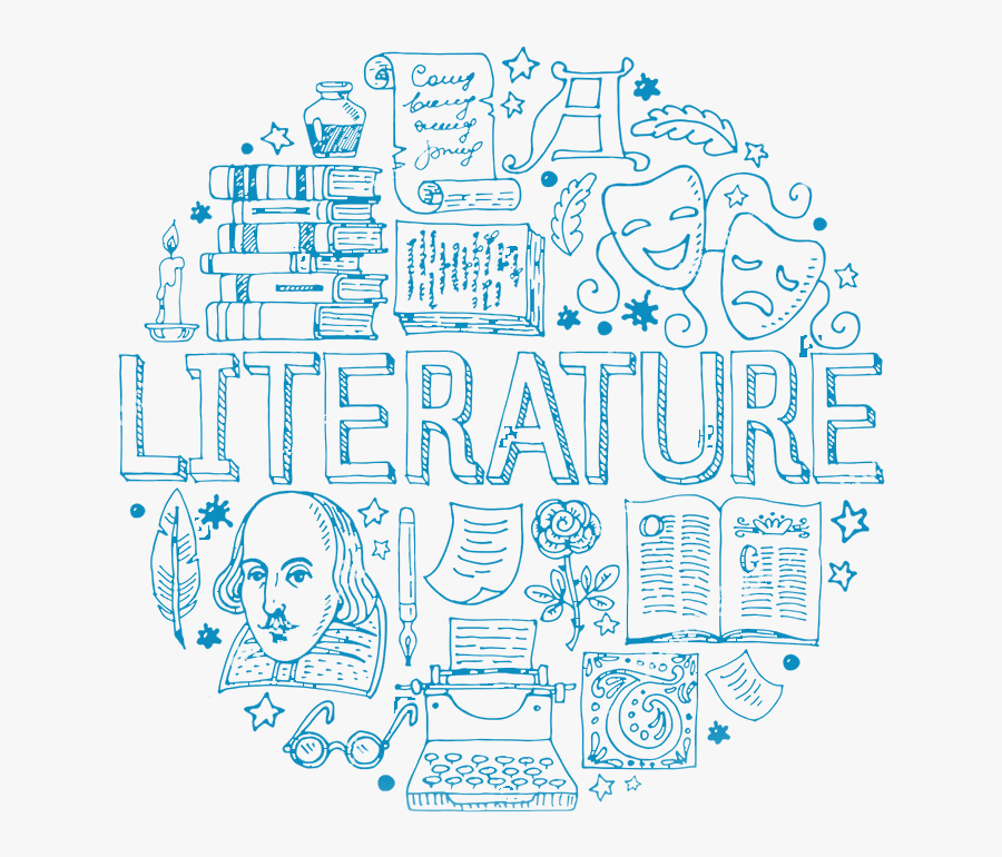 21st Century Literature Drawing , Free Transparent Clipart.