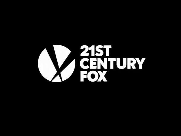 Brand New 21st Century Fox Unveils Logo — And It Isn't Great.