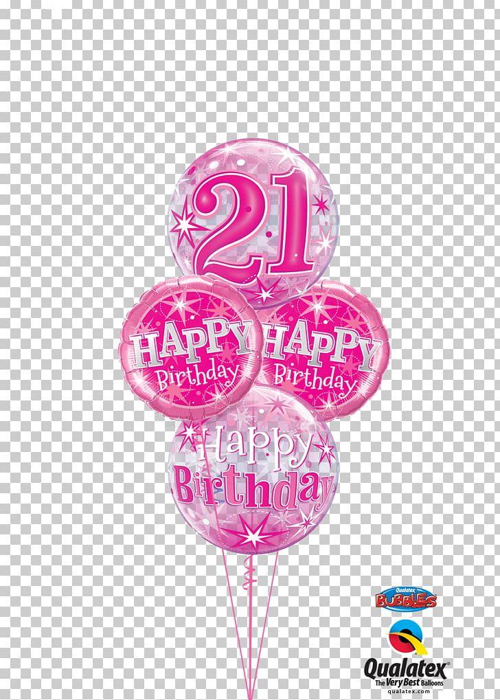 Mylar Balloon Birthday Cake Flower Bouquet PNG, Clipart.