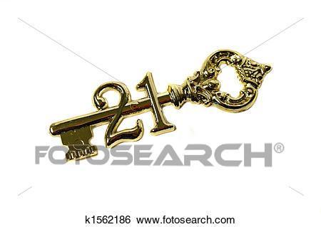 21st birthday key clipart 5 » Clipart Portal.