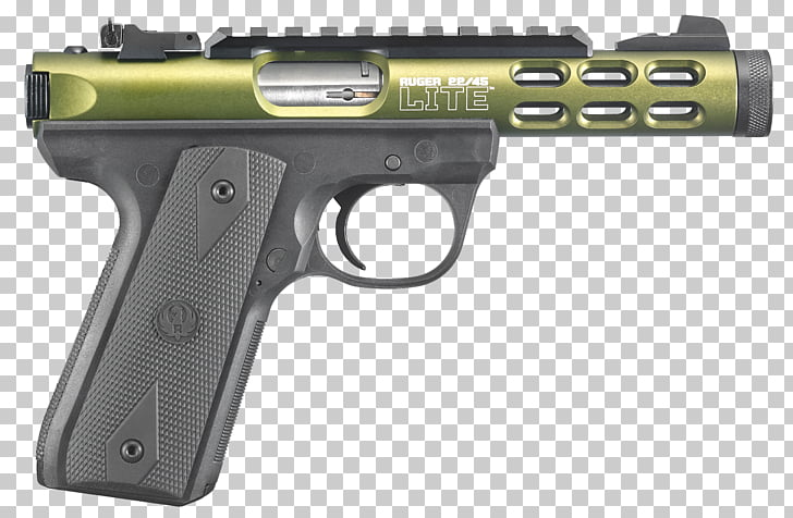 Sturm, Ruger & Co. Firearm .22 Long Rifle Ruger Standard.
