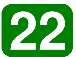 22 Clipart.