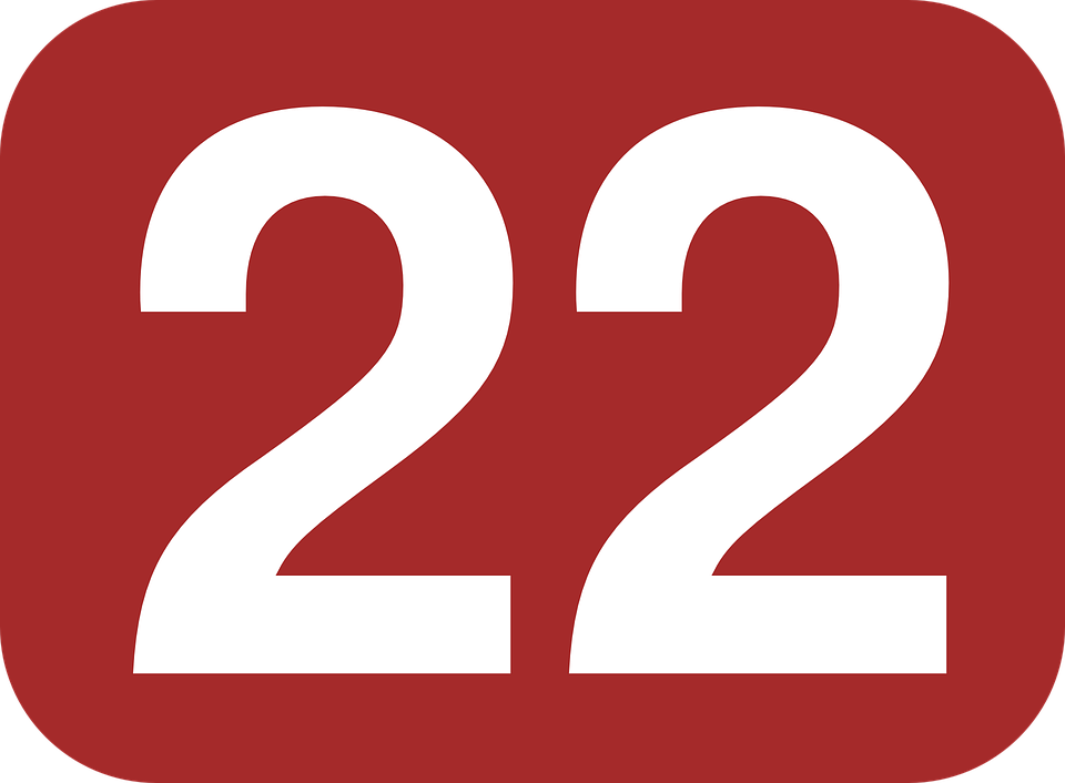 Rectangle Rounded 22.