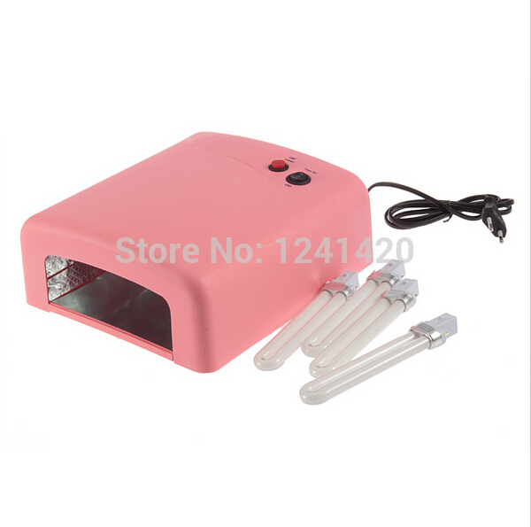 Aliexpress.com : Buy 1Pcs Pink UV Lamp Gel Curing Lamp Light Dryer.