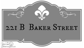 Image result for 221b baker street.