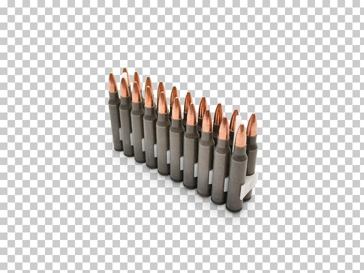 Ammunition 5.56×45mm NATO Cartridge .223 Remington Full.