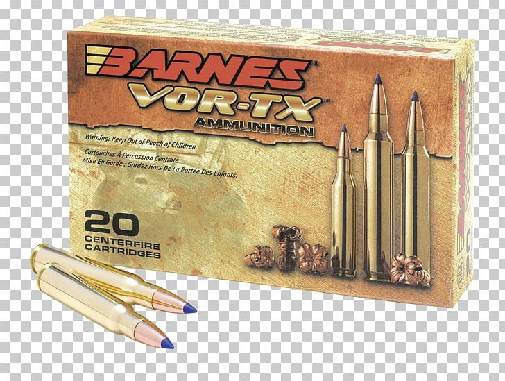 223 Remington .243 Winchester Cartridge Barnes Bullets PNG.