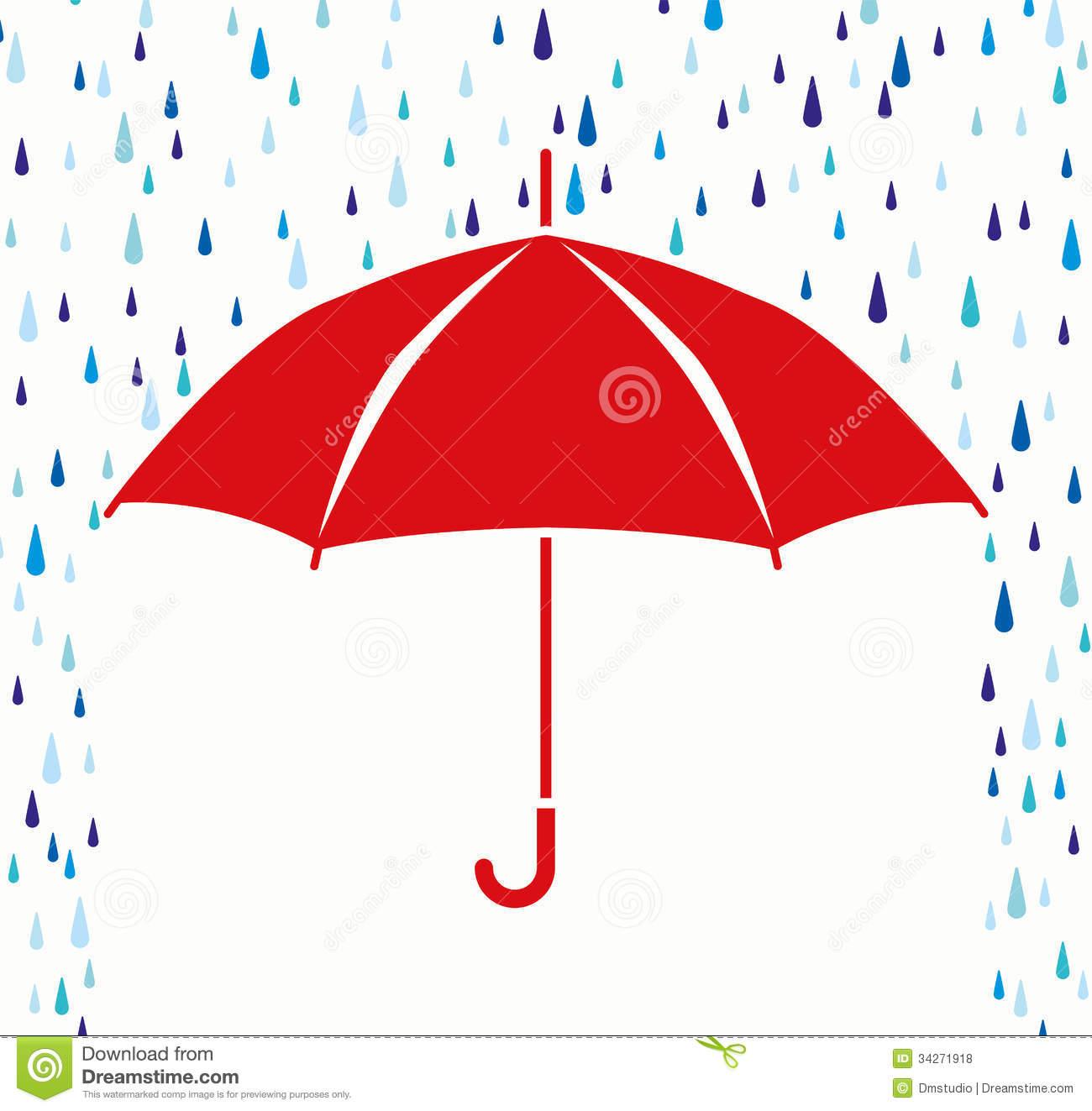 Rain Clipart #223.