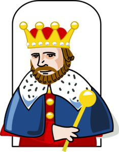 King Clipart #223.