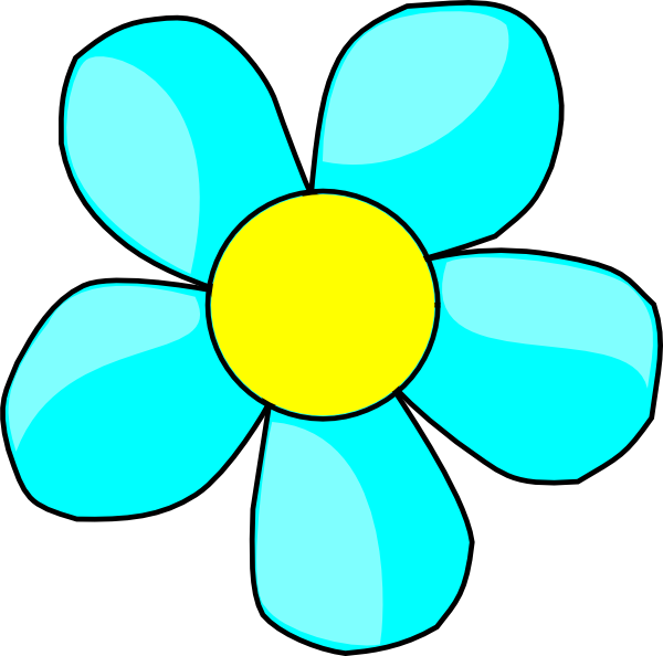 Flower Clipart #225.