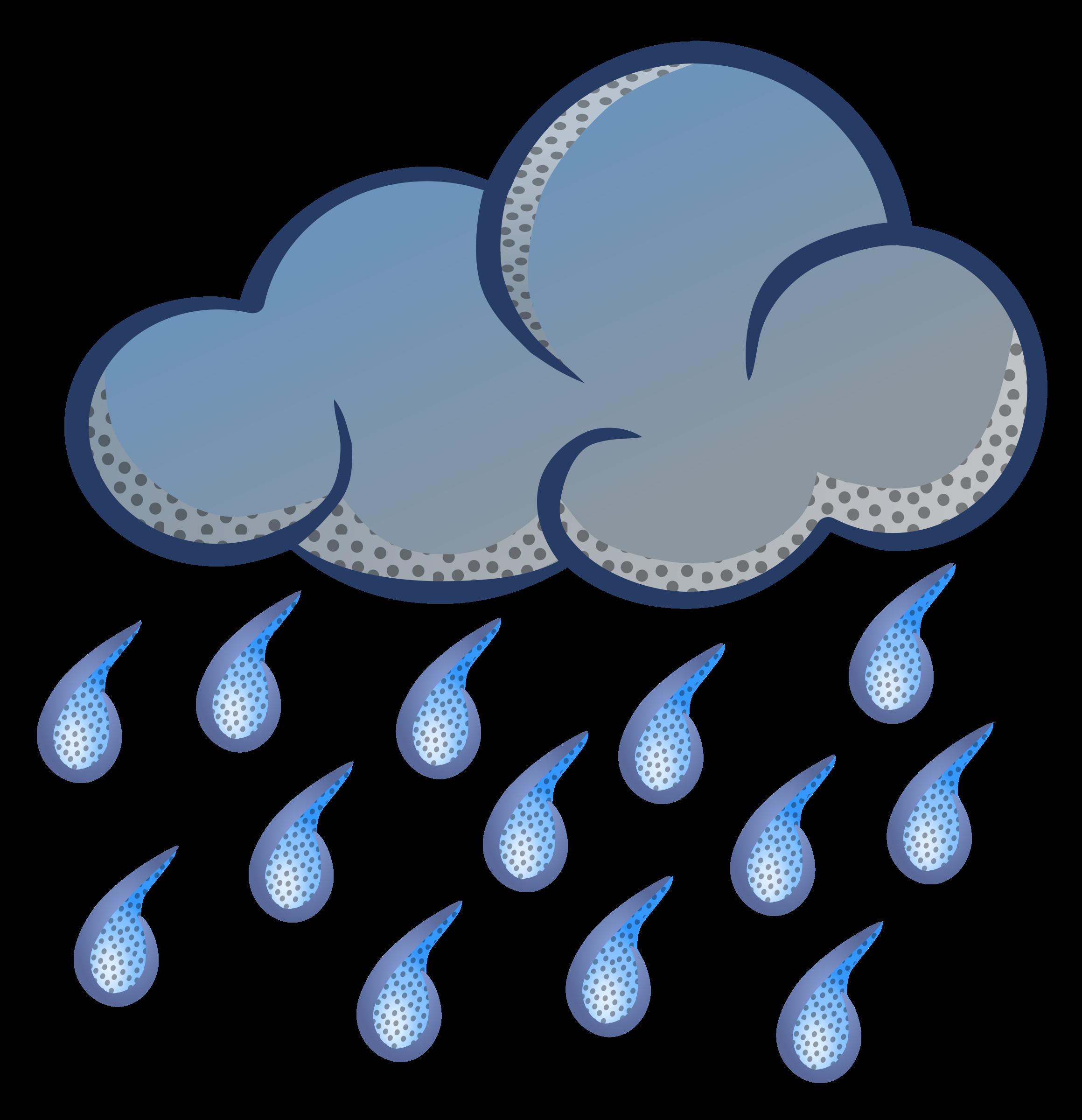 Rain Clipart #225.